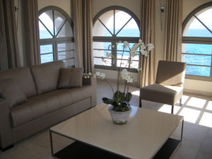 Hotel Ile Rousse - corsica - room with vue on the sea